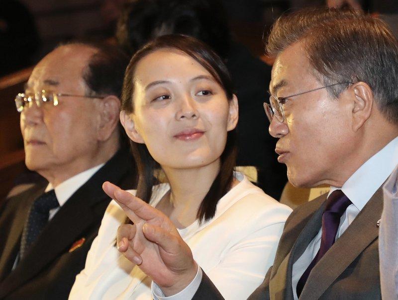Kim Jong Un's sister heads home after whirlwind SKorea visit
