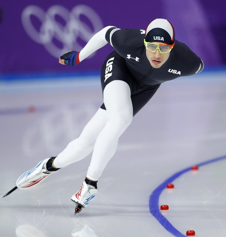Time for US speedskaters to step up in South Korea