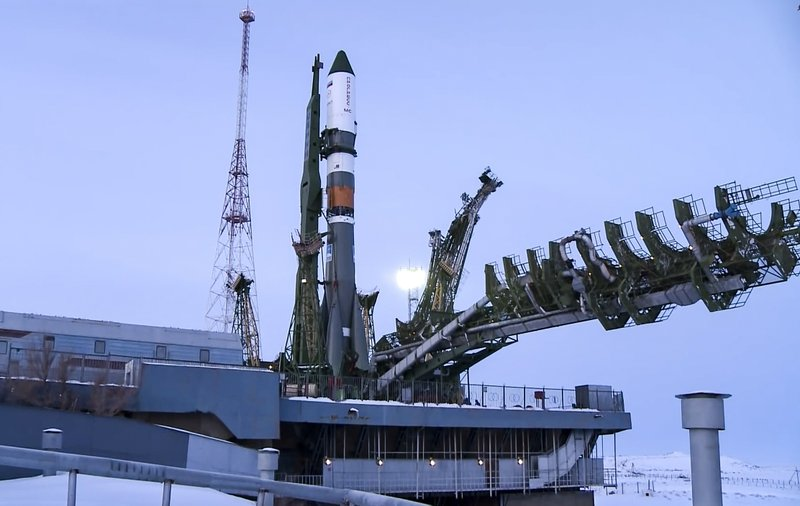 At last minute, Russia scrubs cargo launch to space station