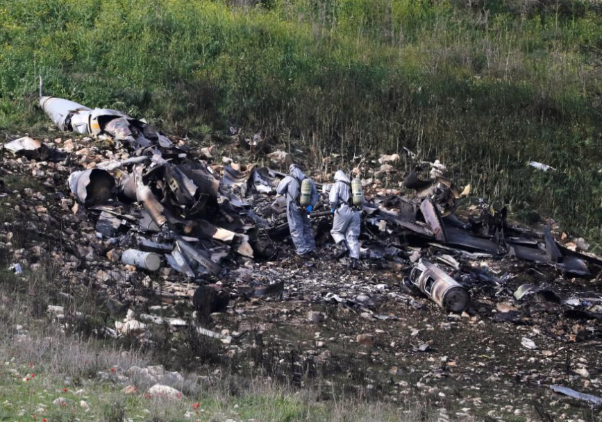 Syria no longer tolerates Israeli attacks by downing its fighter jet