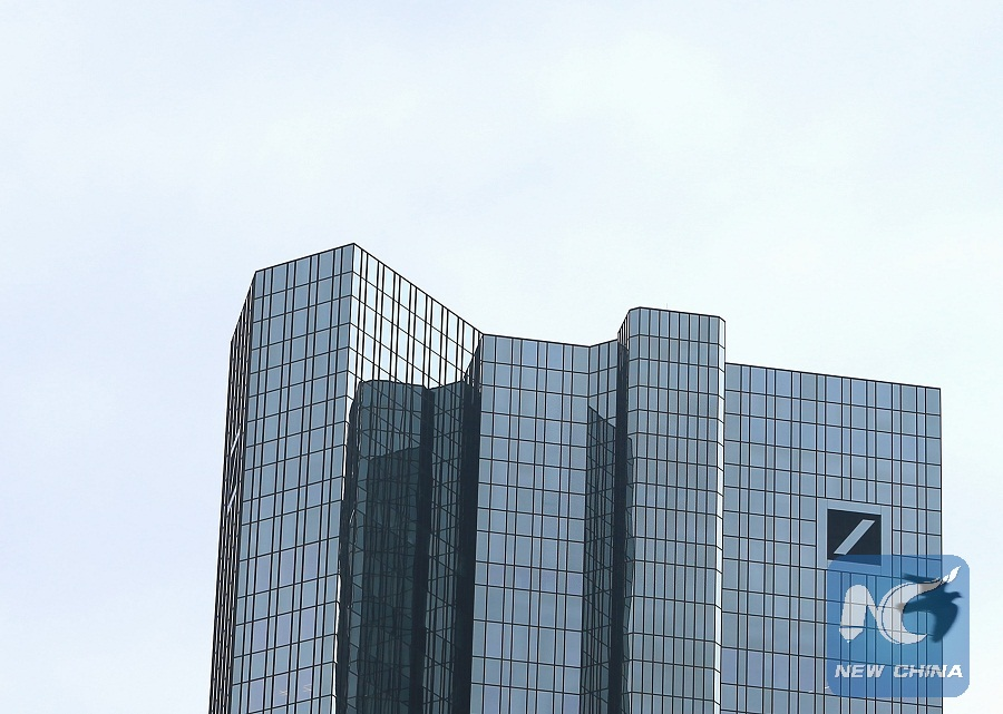 Chinese conglomerate HNA reduces stake in Deutsche Bank