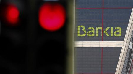 Spain says option to sell Bankia to a competitor is open, but not a priority