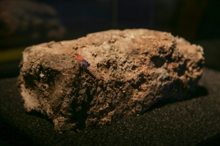 'Monster fatberg' goes on public display in London museum
