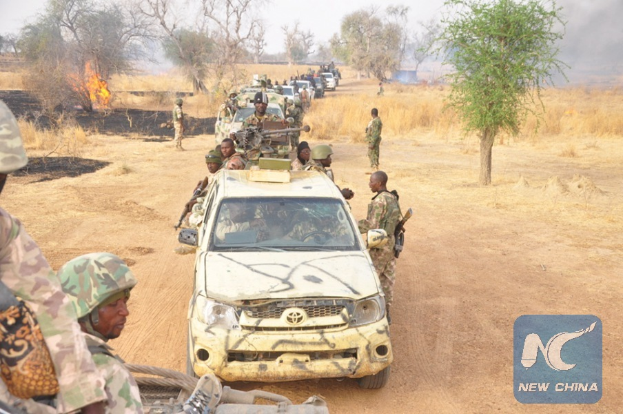 Nigerian military claims complete victory over Boko Haram