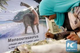 Egypt's rare dinosaur discovery reveals link between Africa, Europe 80 mln years ago