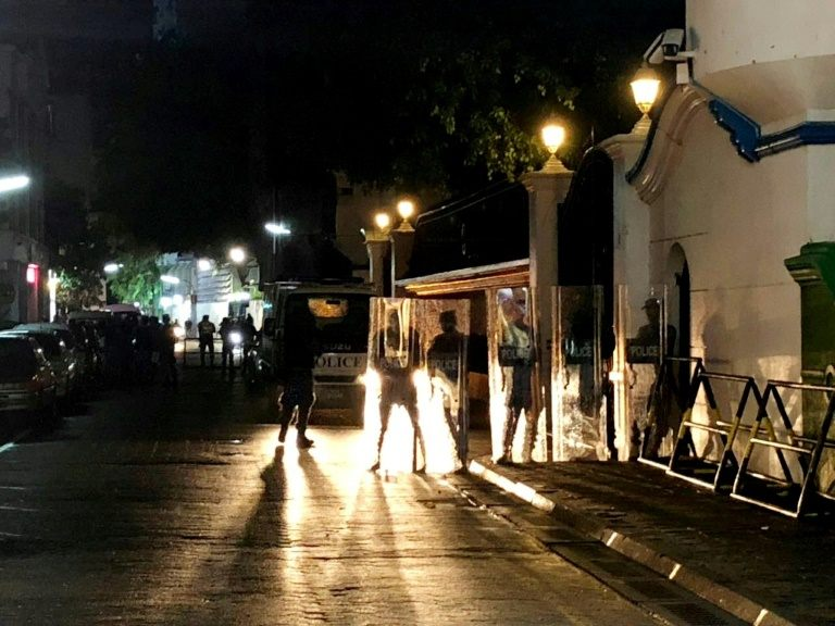 Maldives crackdown an 'assault on democracy'