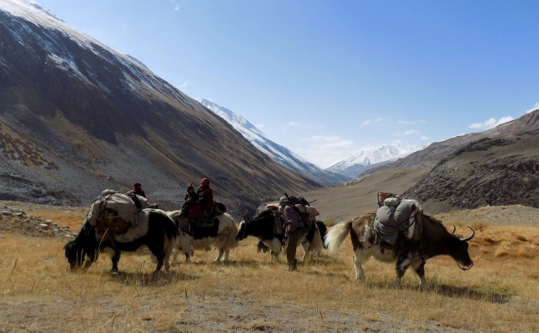 Afghanistan's Kyrgyz trapped on the 'roof of the world'