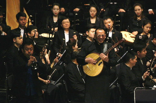 Orchestra begins Happy Chinese New Year celebrations in Munich