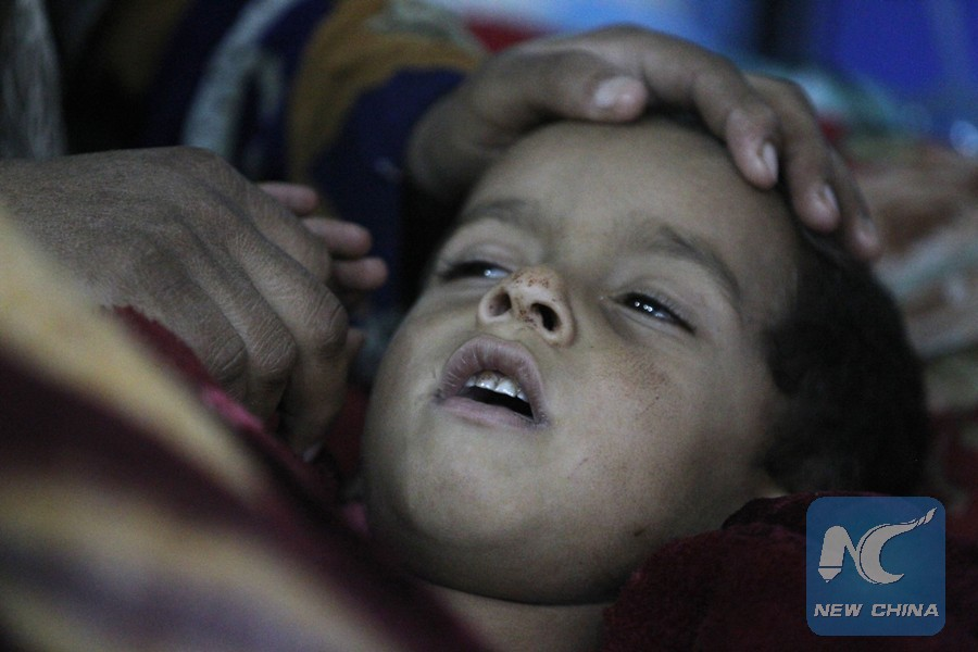 World fails to stop war on children, says UNICEF official