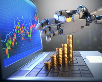 Spotlight on artificial intelligence: Financial services