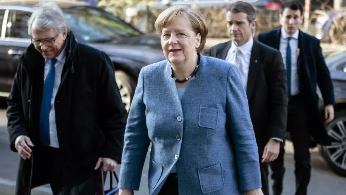 German parties hope to reach coalition deal this week
