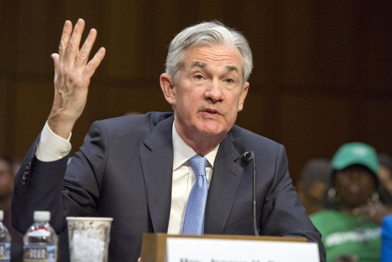 Powell sworn in as 16th US Federal Reserve chair