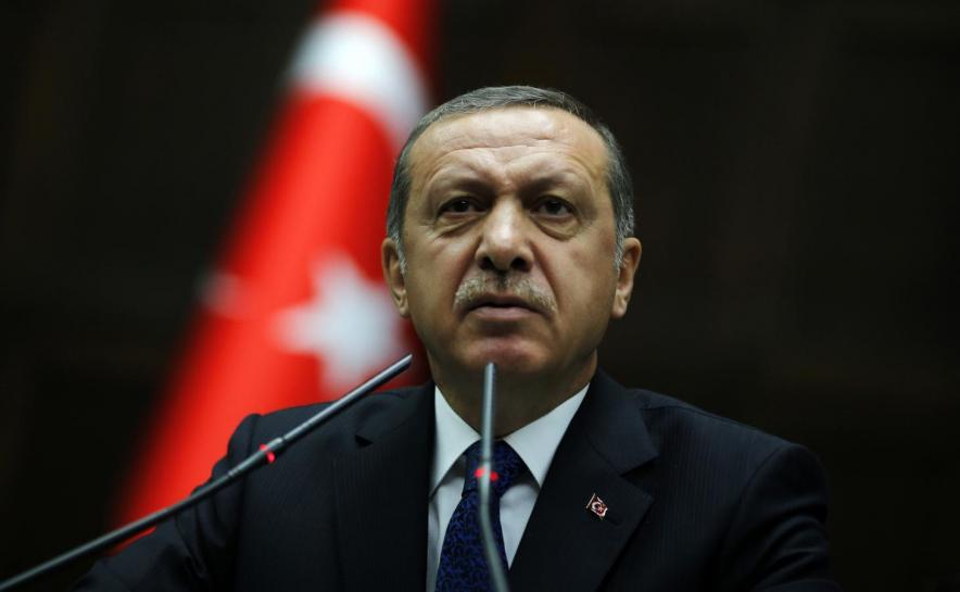 Turkish president heads to Italy to discuss Jerusalem with pope