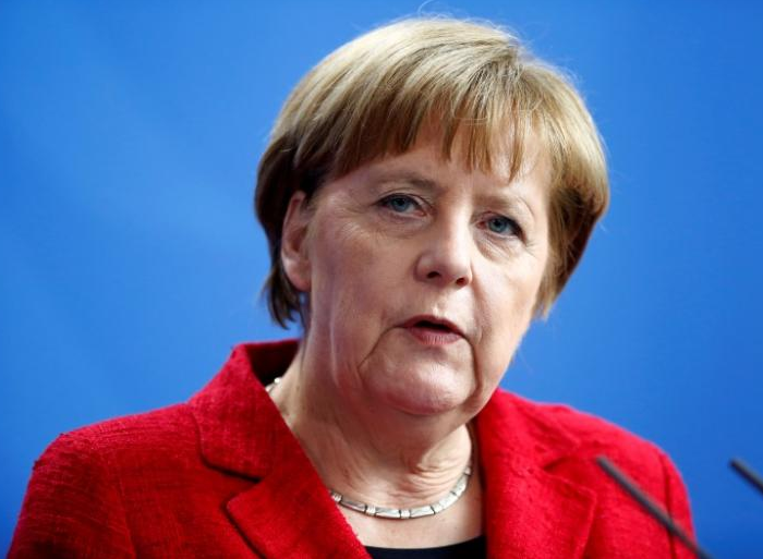 "Internet not ""ground outside law"": Merkel"