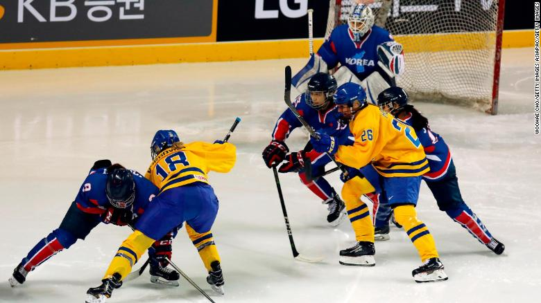Korea and Sweden go head-to-head in a friendly match Sunday ahead of the Olympic Games.