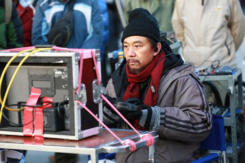 Chinese director recounts how his movie on child beggars was cut to be released
