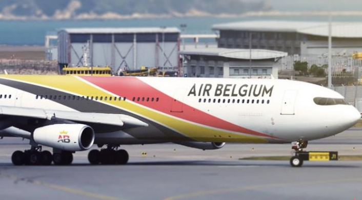 New Belgian airline offers direct flights to Hong Kong