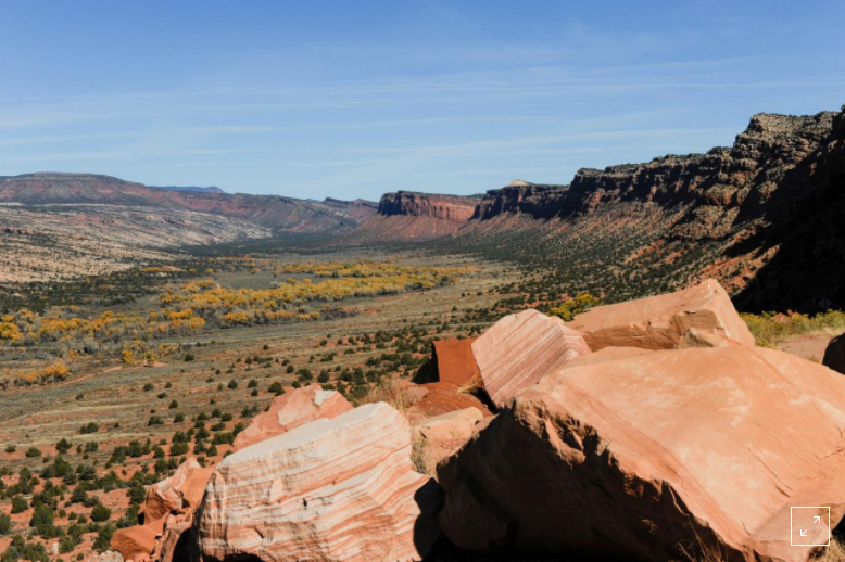 A modern land run? Trump move opens Utah to mining claims under 1872 law