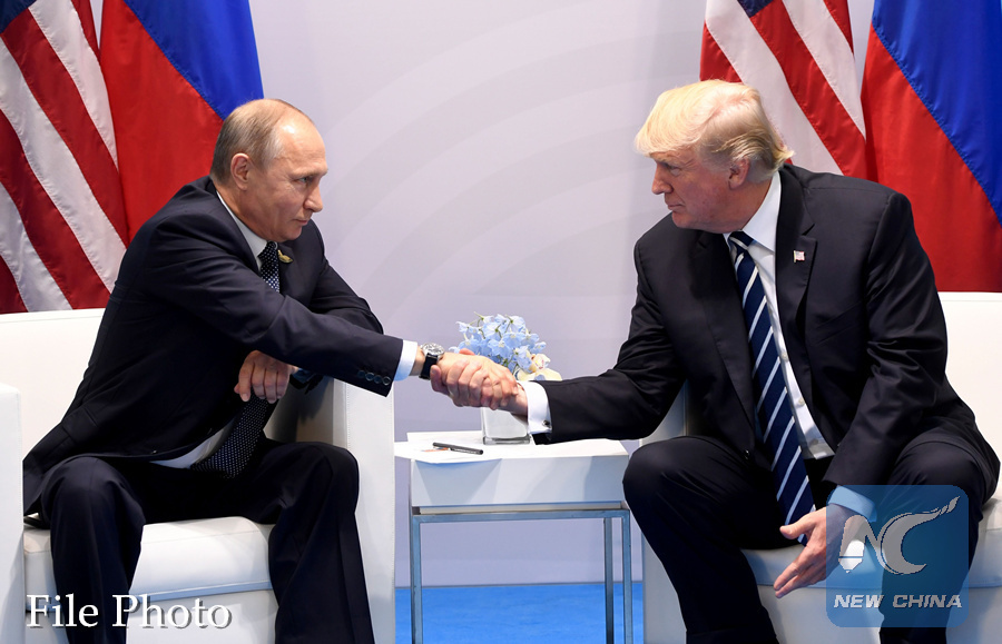 Moscow lashes at Washington for potential sanction list