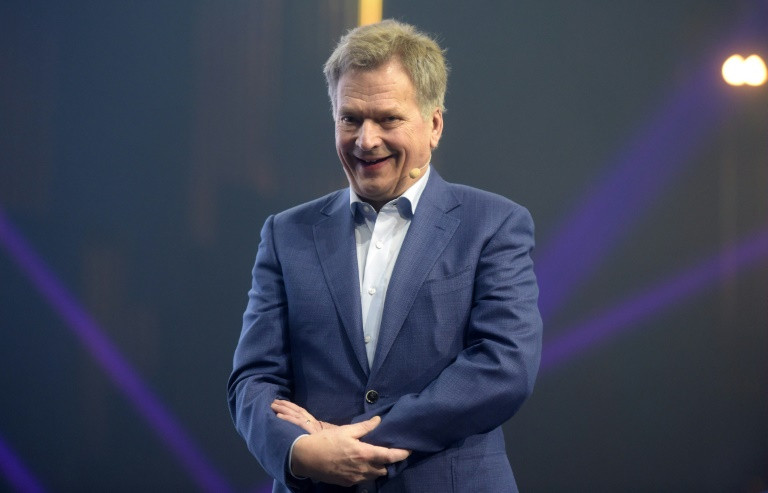 Finns set to re-elect Niinisto to ease Russia concerns