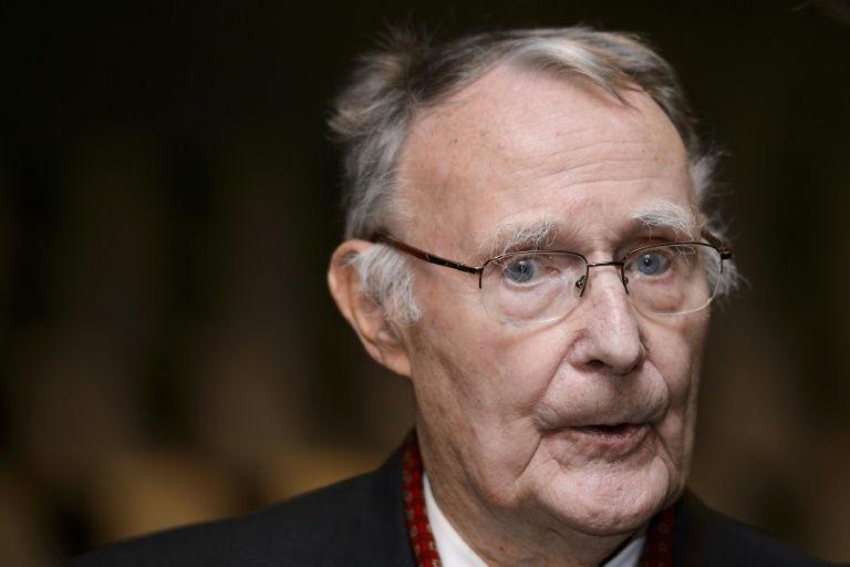 Ikea's frugal founder Ingvar Kamprad dies aged 91