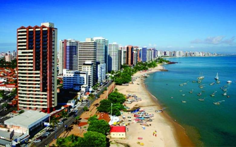 Image result for Brazil city of Fortaleza