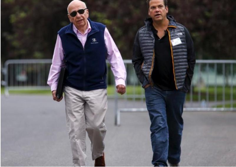 Rupert Murdoch's son Lachlan to become Fox CEO after Disney deal