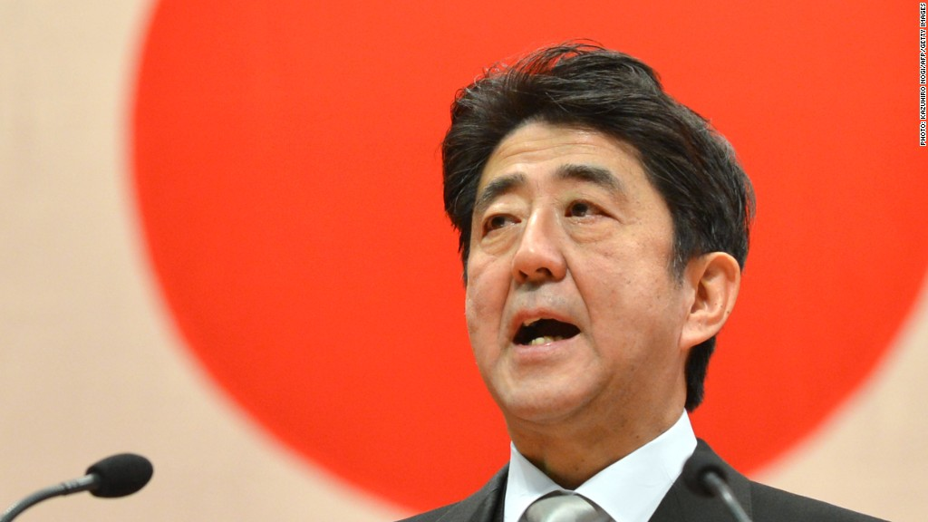Japan PM Abe 'to attend Olympics' despite sex slave spat