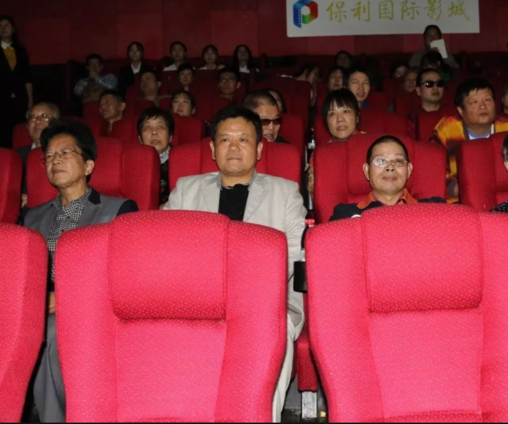 """Cinema for the blind"" brightens lives of disabled in C China"