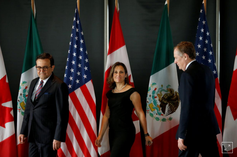 NAFTA's fate uncertain ahead of Montreal round of talks