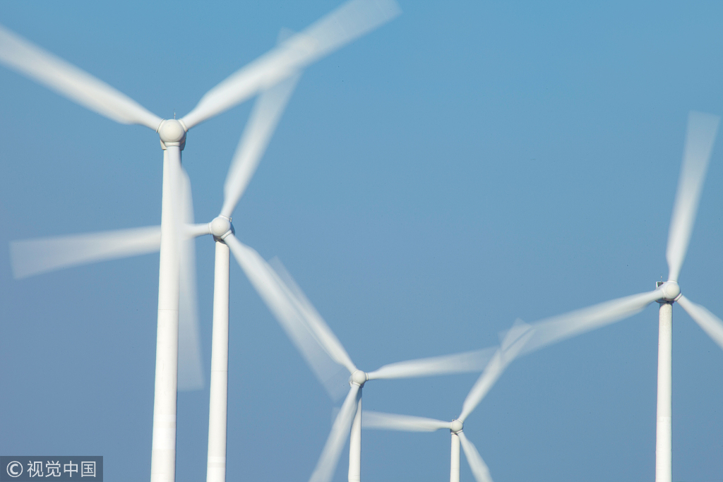 Chinese technology helps Cuba build largest wind farm