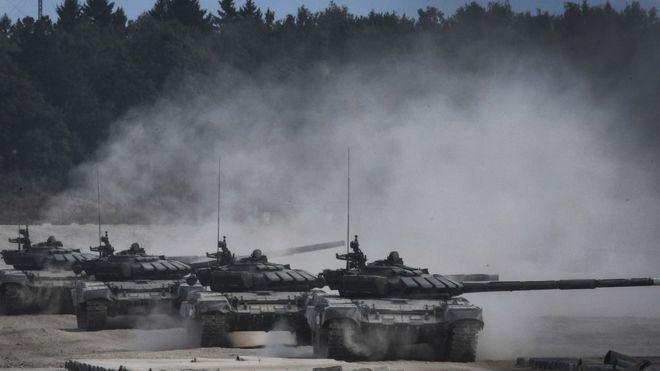 UK not keeping up with Russia threat, head of army to warn