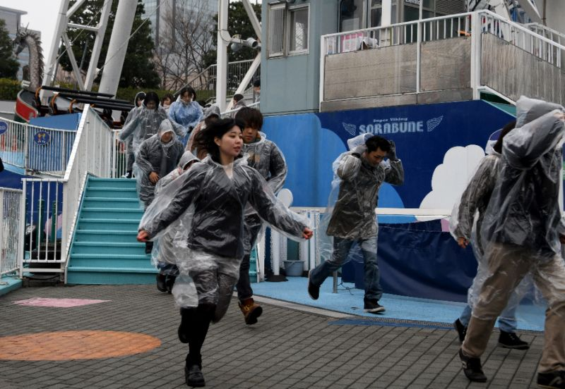 Tokyo simulates first military attack since WWII amid N.Korea threat