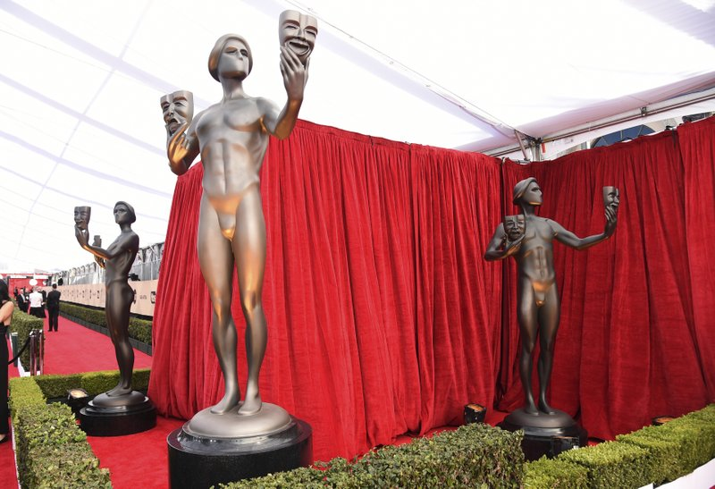 Running list of winners at 24th annual SAG Awards