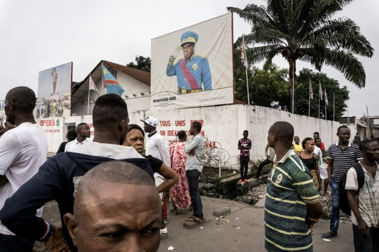 Six dead in DR Congo protest crackdown