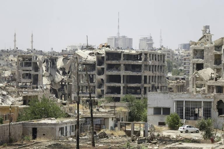Assad regime promotes Syria as a 'tourist' destination