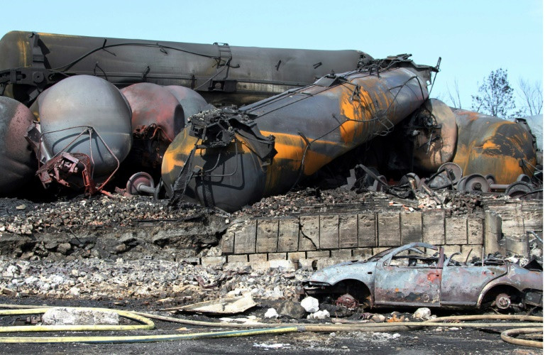 Trio aquitted of negligence in Canada railway disaster