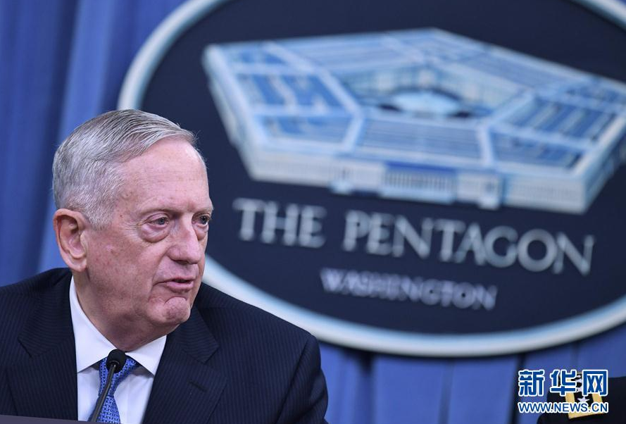 Mattis: Government shutdown would affect military operations