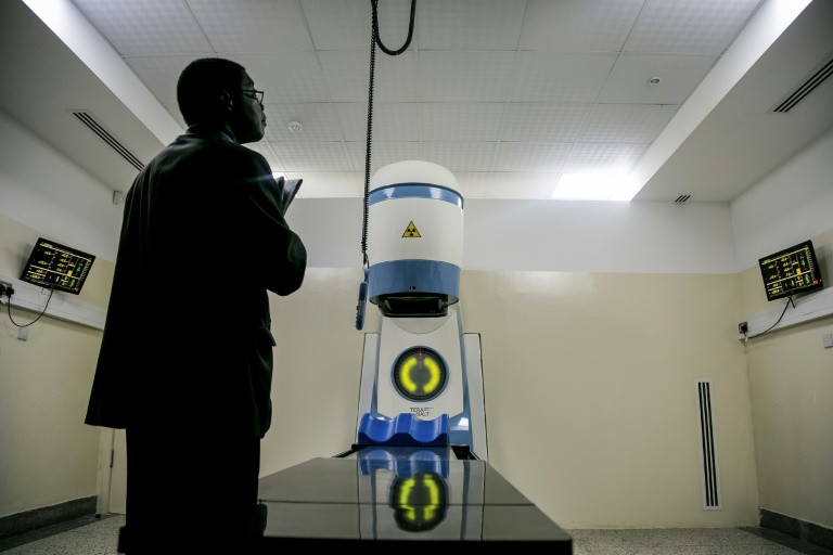 After two-year wait, Uganda gets its new cancer machine