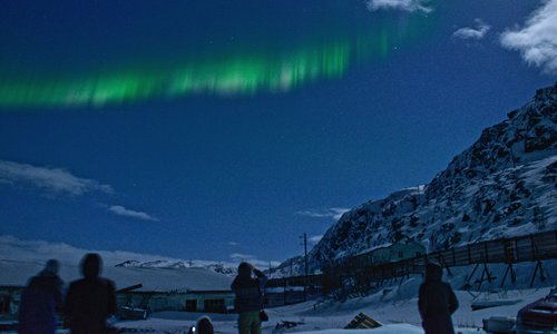Chinese seeking Arctic adventures boosting Russian tourism industry