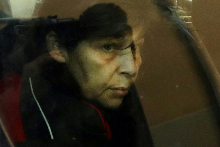 France's 'Black Widow' on trial for poisoning elderly suitors