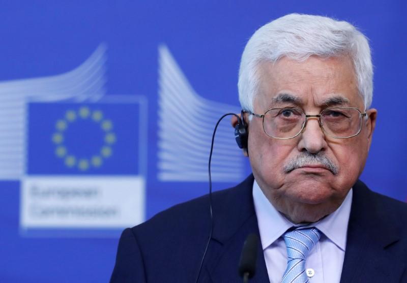 Palestinian leader rebukes Trump: 'Shame on you'