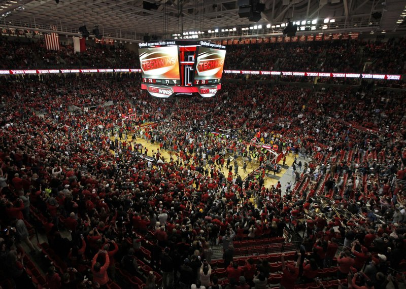 West Virginia reviewing court storm incident at Texas Tech