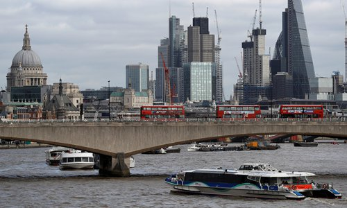 City of London gets closer to China