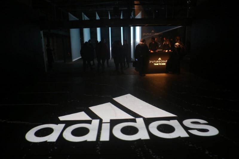 Adidas targets US market share of 15-20 percent