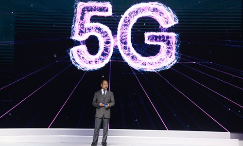 Huawei completes 5G core network technical verification test