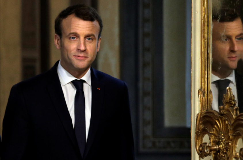 Ahead of US decision, Macron tells Trump of need to abide by Iran deal