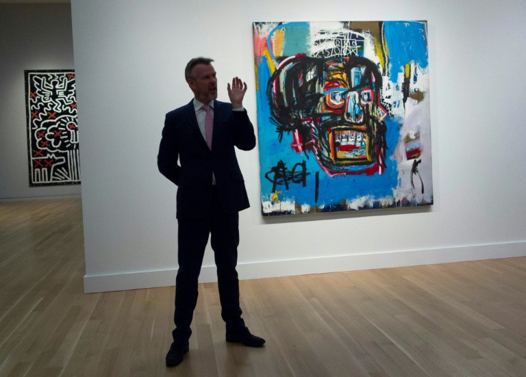 Japanese tycoon loans Basquiat masterpiece to Brooklyn