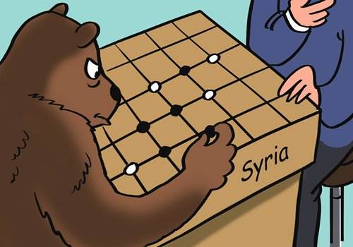 Will Russia withdraw its troops from Syria?