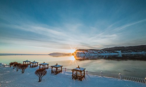 Chinese investors deny claims they are overtaking Lake Baikal